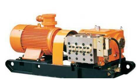 BZ型煤层注水泵